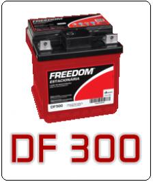 Bateria Estacionaria Freedom DF 300 - 30 A;/h