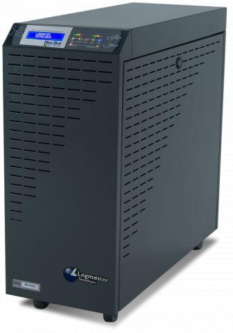 Logmaster New-Blue G-3 - 12 kva - online - senoidal - Transformador Isolador - Baterias estacionarias