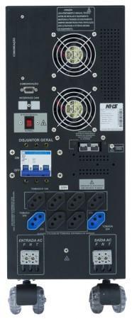 No-break NHS Laser On Line Laser 8000VA -220v