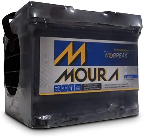 Bateria Estacionária Moura Nobreak 12MN45 - 45Ah