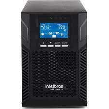 Nobreak online 3 kVA  Intelbras TW 3000va 120V