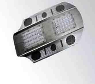 Poste Solar LED 30W