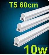Lampada Tubular LED T5 - 10w Branco quente