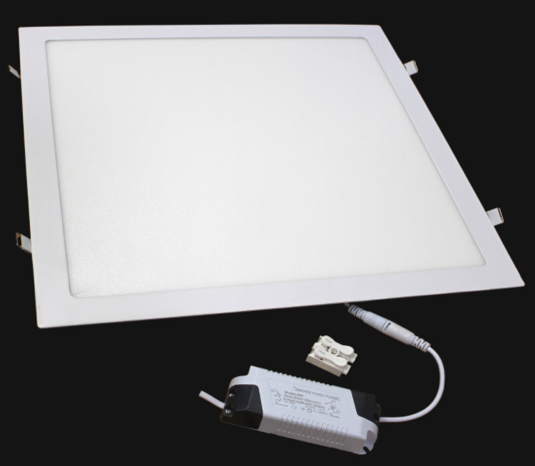 Luminaria LED Embutir 36w  , 40x40 cm MAXTEL