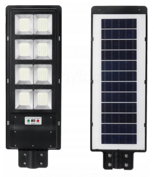 Luminaria Publica Solar 250w integrada