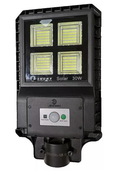 Luminaria Publica Solar 30w Integrada