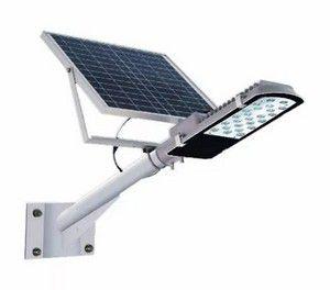 Luminaria Solar Led 100w para Poste