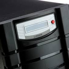 Nobreak NHS  Laser Senoidal 5000  - 220v - bat interna