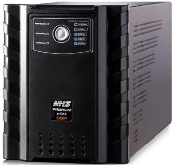 No-break NHS Premium 1500 Online Senoidal Isolador - 220 ou 110v
