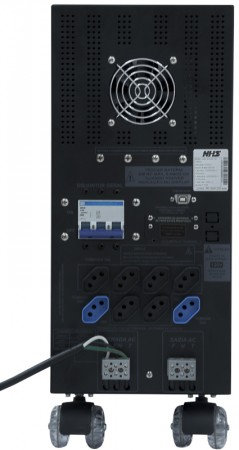 Nobreak NHS  Laser Senoidal 5000 entra Bivolt sai  - 220v - bat interna FP 0,9