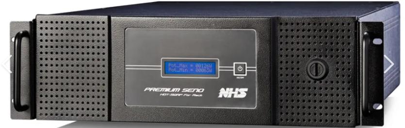 Nobreak  NHS Premium 3000 va RACK