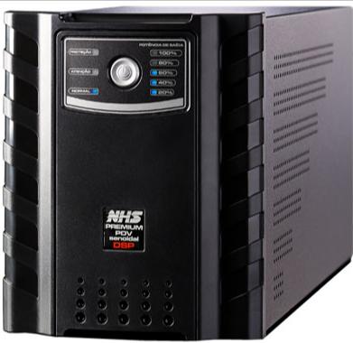 NoBreak NHS Premium PDV Max 2200 Va  Bivolt