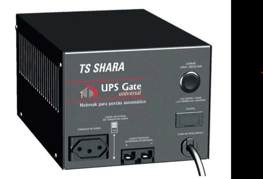 Nobreak TsShara UPS Gate 1200VA - Bivolt 220/115v
