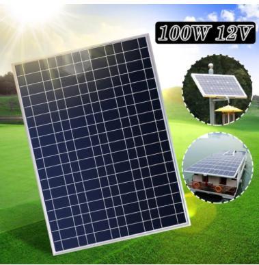 Painel Solar 100w