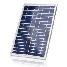 Painel Solar 20w Komaes - INMETRO