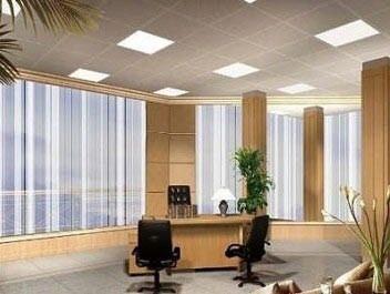 Luminária Plafon LED embutir 45w 60x60cm MAXTEL