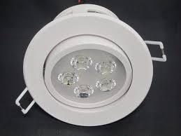 Spot LED 5w - direcionavel - bivolt - completo