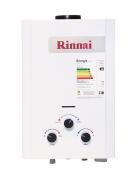 Aquecedor de Água Rinnai M07 - Vazão 7,5 Litros - Gás GN