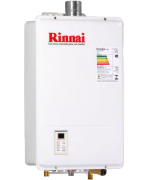 Aquecedor Rinnai REU 1302 FEH 17 Litros Digital - Branco