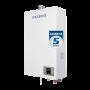 Aquecedor de Água Aquakent AKG20 Digital - Vazão 20 Litros - Branco - Gás de Botijão (GLP)
