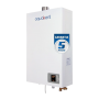 Aquecedor de Água Aquakent AKG35 Digital - Vazão 35 Litros - Branco - Gás de Botijão (GLP)