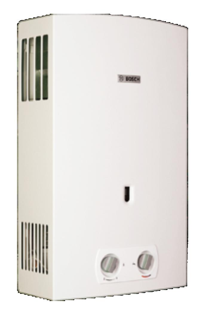 Aquecedor Bosch GWH 160 Plus 8 Litros GN