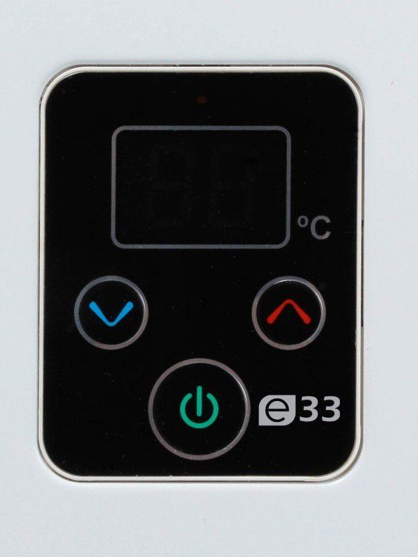 Aquecedor de Água Rinnai E33 Digital - Vazão 32,5 Litros - Branco - Gás GN