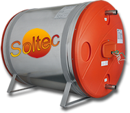 Boiler Soltec Elétrico 300 Litros Aço Inox - Alta Pressão