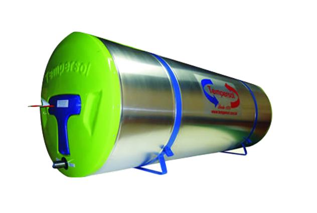 Boiler Tempersol Elétrico 200 Litros Aço Inox - Alta Pressão