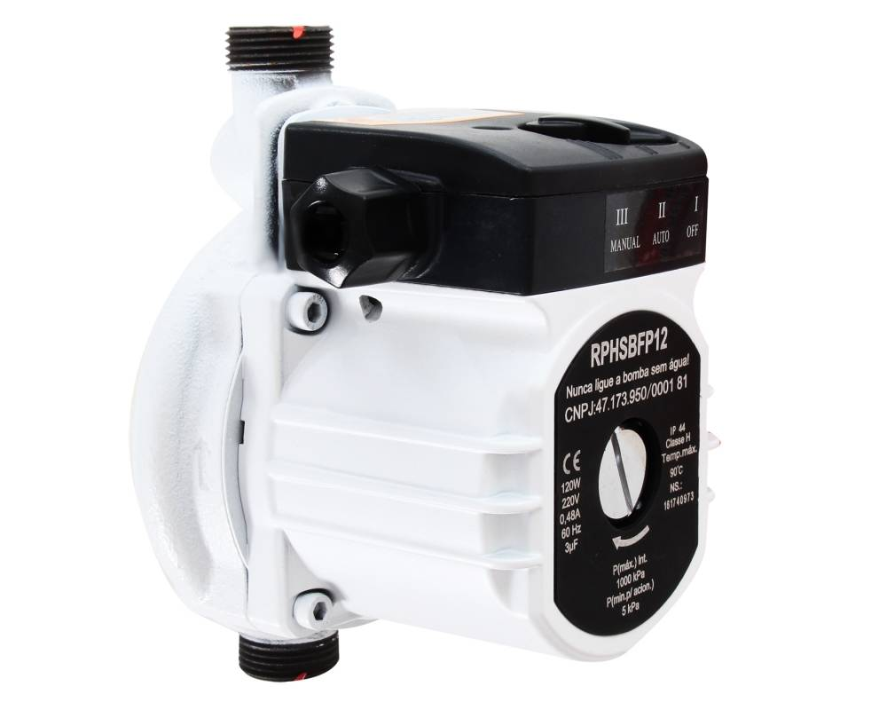 Pressurizador Rinnai RFS 120W