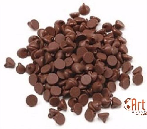 Gotas de Chocolate ao Leite