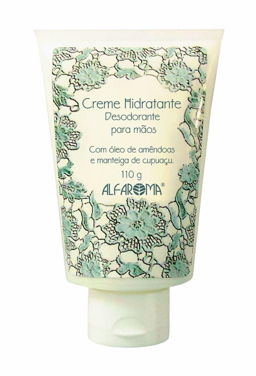 Creme Hidratante Desodorante para as Mãos - Alfaroma