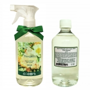 Água Perfumada para Roupas Primavera + Refil 500 ml