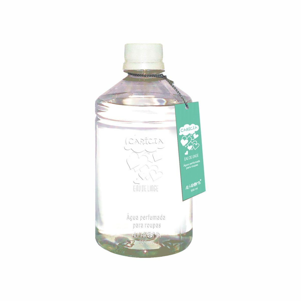 Água Perfumada para Roupas Carícia - Alfaroma