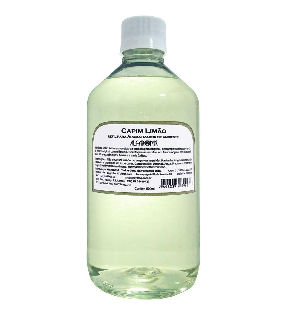 Aromatizador para Ambiente Capim Limão - Alfaroma