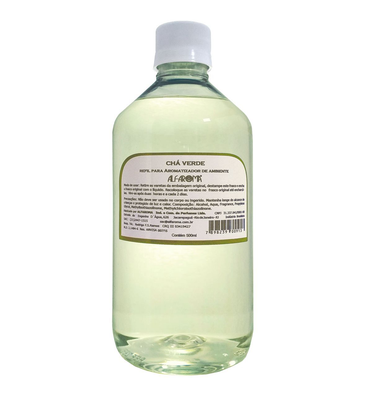 Aromatizador para Ambiente Chá Verde - Alfaroma