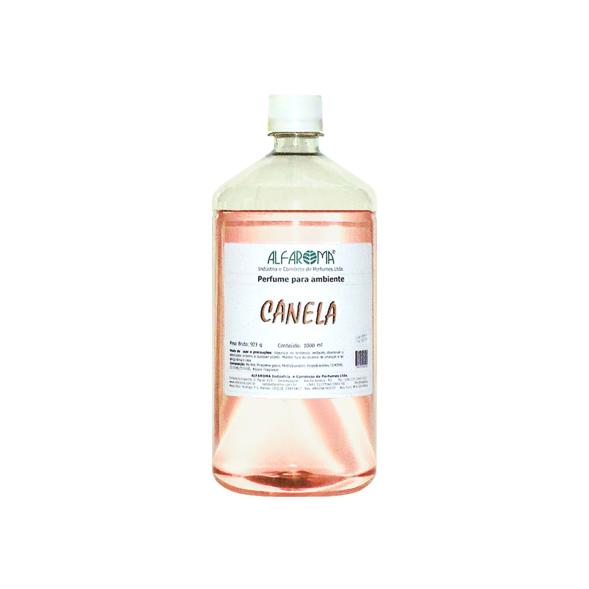 Perfume para Ambiente Canela - Alfaroma