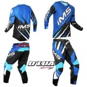 CONJUNTO IMS ACTION -  AZUL