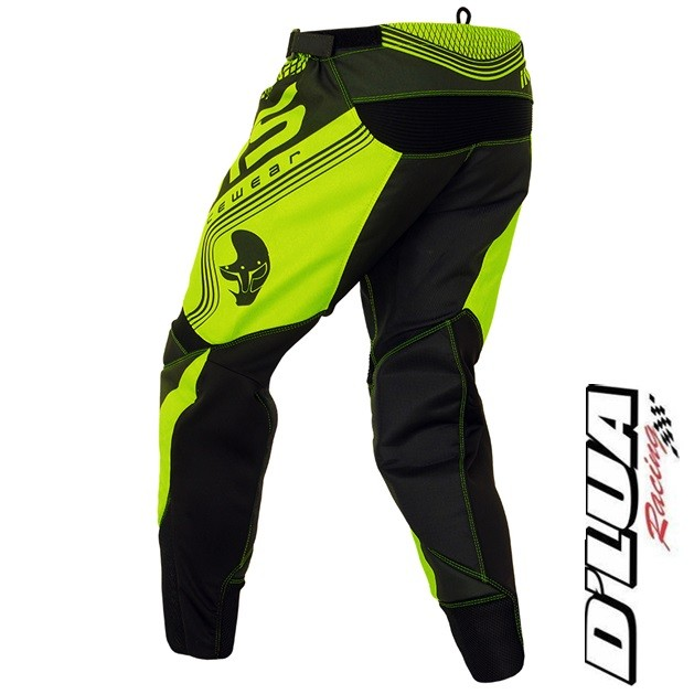 CALÇA IMS START VERDE FLUORESCENTE 2016
