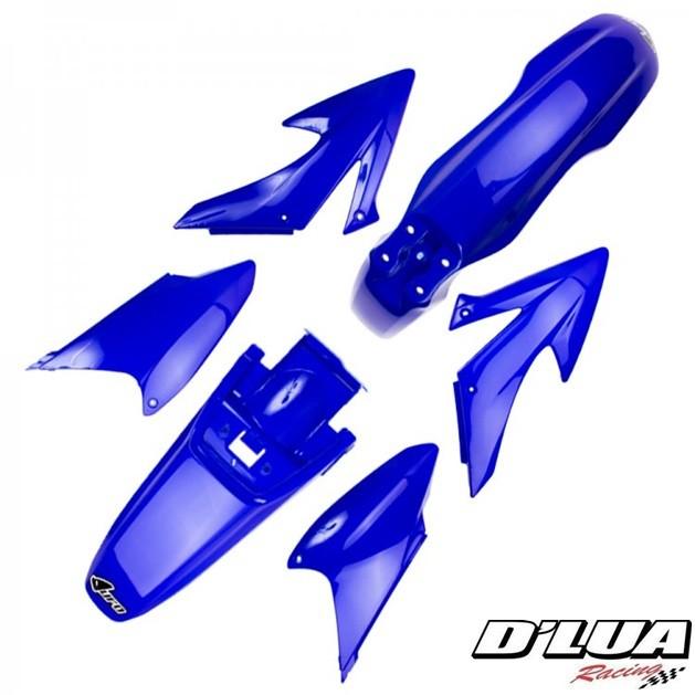 KIT PLÁSTICO DA UFO - CRF 230 08-14 - AZUL