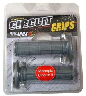 MANOPLA CIRCUIT  II - CINZA