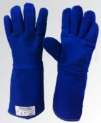 Luva de Segurança 5 dedos em Tecido de Algodão - Suporta até 350°C - Radiant Heat CA 28689