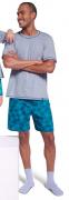Pijama Coqueiro Adulto 28137-001
