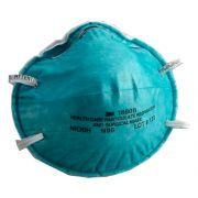 Respirador Descartável Tipo Concha - 1860B PFF-2(S) /N95 - CA 7956