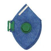 Respirador Purificador de Ar Semifacial com Válvula - PFF3 - CA 14484