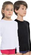 T-Shirt Repelente UV Kids Unissex 77033-001