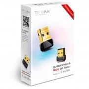 Adaptador USB Wireless Nano TP-Link TL-WN725N Wi-Fi