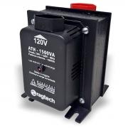Autotransformador 1050VA 735W com Protetor Térmico Rearmável Adaptador H Indicador de Sobrecarga Ragtech ATH1050 4473