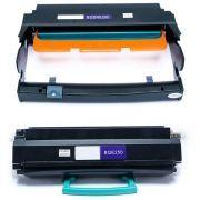 Combo / Fotocondutor Compatível com Lexmark DRE250 E250X22G + Toner E250 / E350 E352 E450 E450N E450DN E250D E250DN
