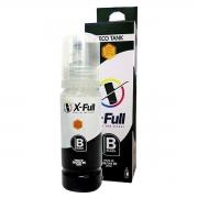 Compatível: Tinta Preta Corante X-Full Ultra para uso em Impressoras Epson Série L504/544 Refil de 70 ml